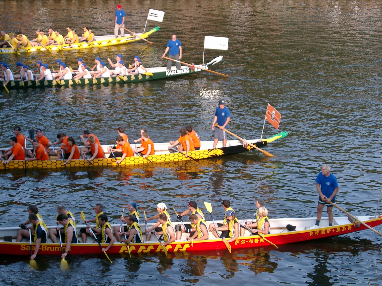 Interesting Facts Interesting Facts About Dragon Boat