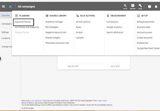 how to use google adwords to find keyword