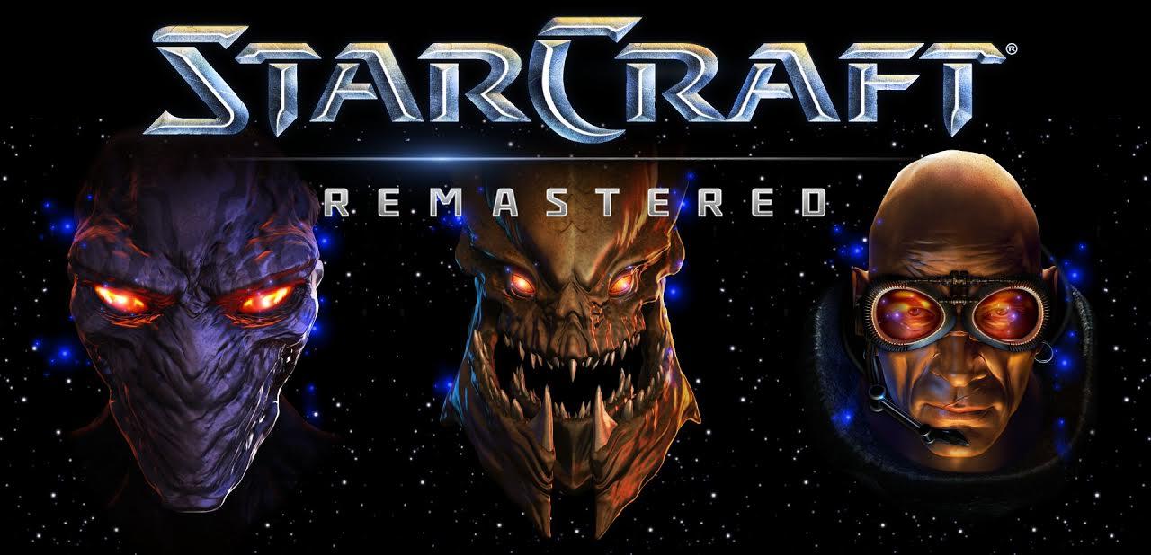 Starcraft Remastered se lanzará el 14 de agosto