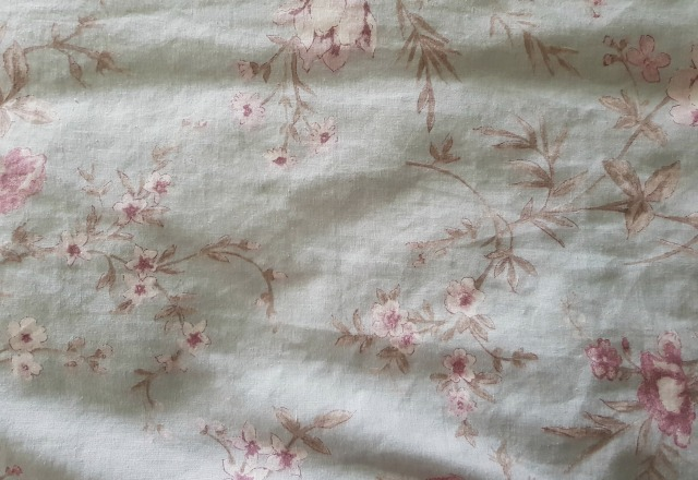 A picture of my bedding