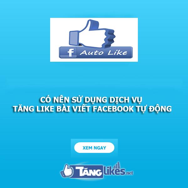 dich vu tang like bai viet tu dong