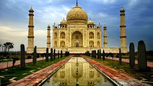 pelataran taj mahal india