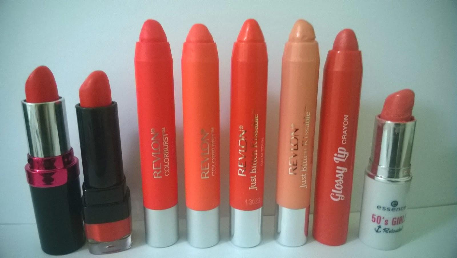 Revlon ColorBurst Just Bitten Kissable Balm Stain, Charm 0