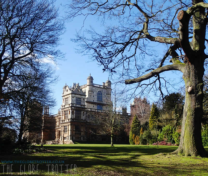 Wollaton Hall and Deer Park