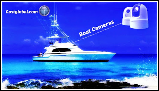 Equip the Boats with the High Tech Security Products ~ Boat Alarms and Cameras