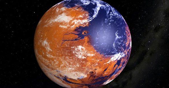 Dahulu Kala Planet Mars Mirip Seperti Bumi