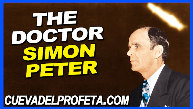 The Doctor Simon Peter - William Marrion Branham Quotes