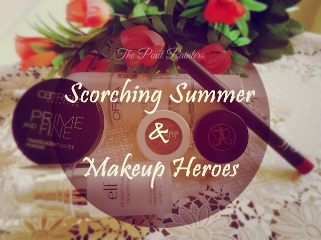 Makeup Products for Summers