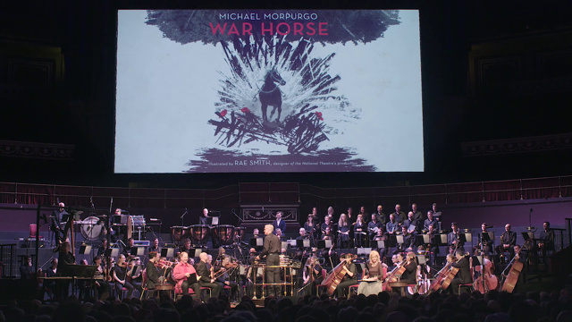 War Horse: The Story in Concert at the Royal Albert Hall in 2016
