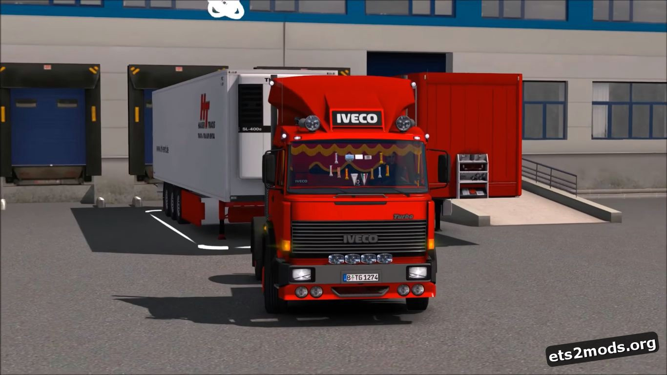 Truck - Iveco 198 – 38 Special V 1.1