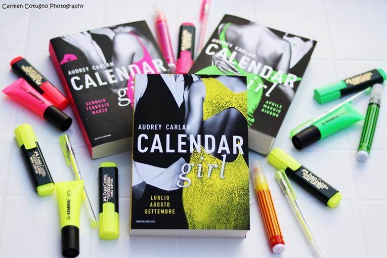 calendar girl terzo volume mondadori