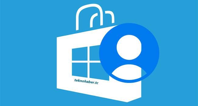windows 10 mağaza login olma