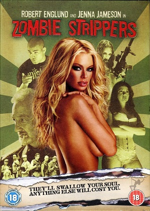 Zombie Strippers DVDRip