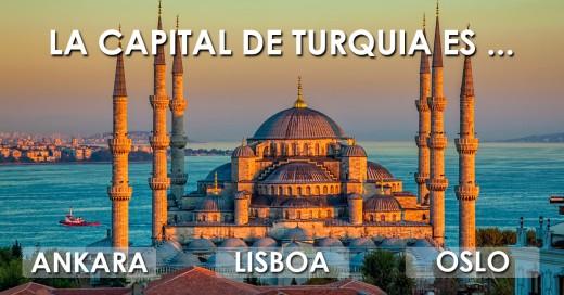 Test: ¿Te sabes todas las capitales del mundo? Haz el quizz