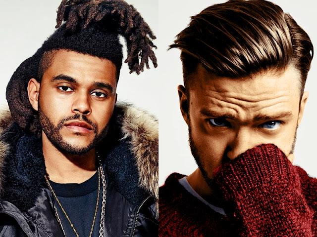 Justin Timberlake y The Weeknd podrían estar planeando una colaboración