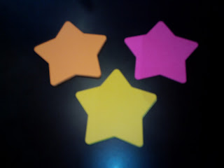 Sticky Note Origami STAR