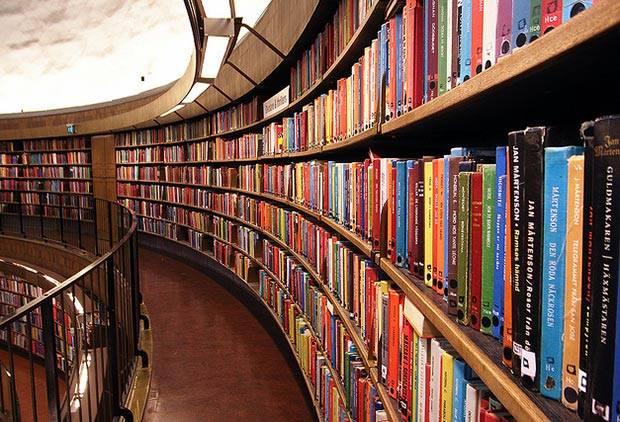مكتبة الكتب 3 Library    bookshop