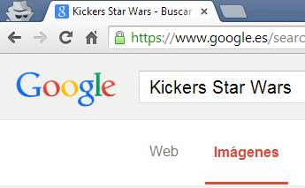 "SEO ""Kickers Star Wars"" en Google - ÁlvaroGP - Social Media & SEO Strategist - Miguel Ángel representante"