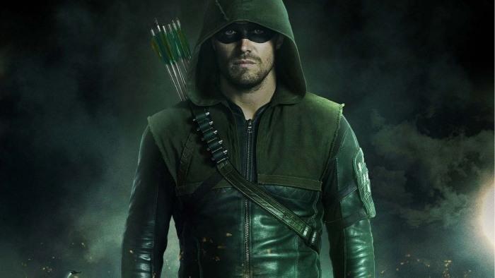 Resultado de imagem para Arrow: confira os erros de gravação da 4ª temporada