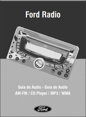 Guia de áudio sistema de som Ford
