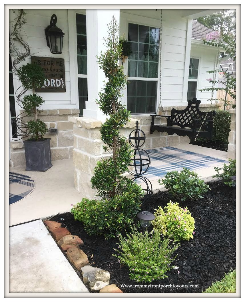 Shrubs For Front Of House Home Decorating Ideasbathroom Interior