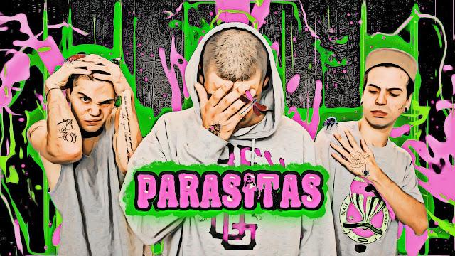 Parasitas  - Costa Gold - EP Posfácio | Letra, Vídeo e Download
