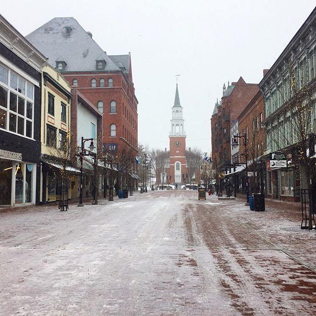 Church Street Marketplace Vermont