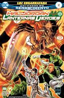 DC Renascimento: Hal Jordan e a Tropa dos Lanternas Verdes #12