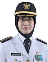 Anna Sophanah adalah Bupati Indramayu periode  Profil Anna Sophanah - Bupati Indramayu Periode 2010-2015 yang Mundur dari Jabatannya