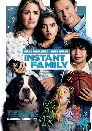 Instant Family 2018 Full English Movie Download 720p BluRay ESubs
