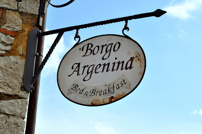 Borgo Argenina Bed & Breakfast - Gaiole in Chianti, Italy | Taste As You Go