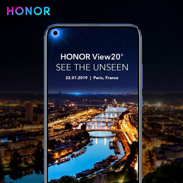 Honor View 20 Key Features Revealed
