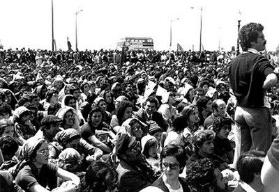 Revolução dos Cravos em Portugal (1974)