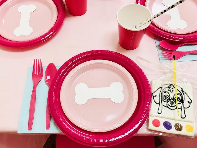 Pink Paw Patrol Party Ideas by The Celebration Stylist