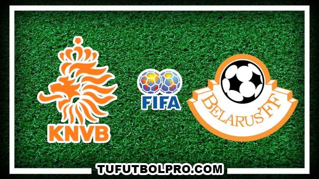 Ver Holanda vs Bielorrusia EN VIVO Gratis Por Internet Hoy 7 de Octubre 2016