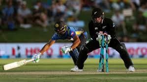 NZ vs SL 2nd ODI