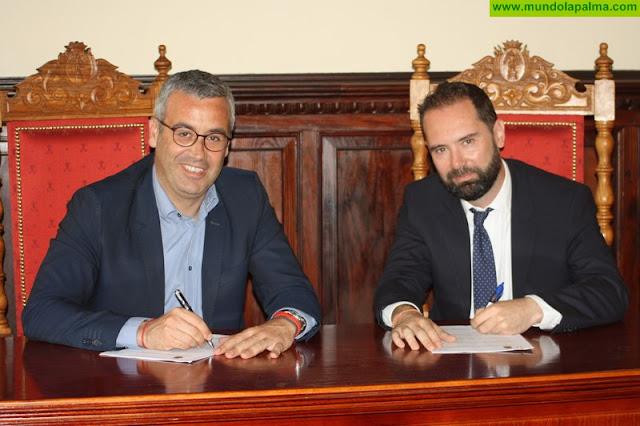 El Ayuntamiento de Santa Cruz de La Palma refuerza el área de recaudación para mejorar la gestión de los tributos locales