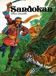 Emilio Salgari Sandokan, a maláj tigris magyarul