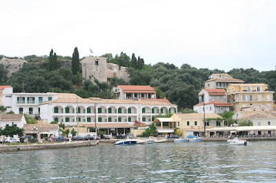 Kassiopi. Corfu. Greece. Кассиопи. Корфу. Греция.