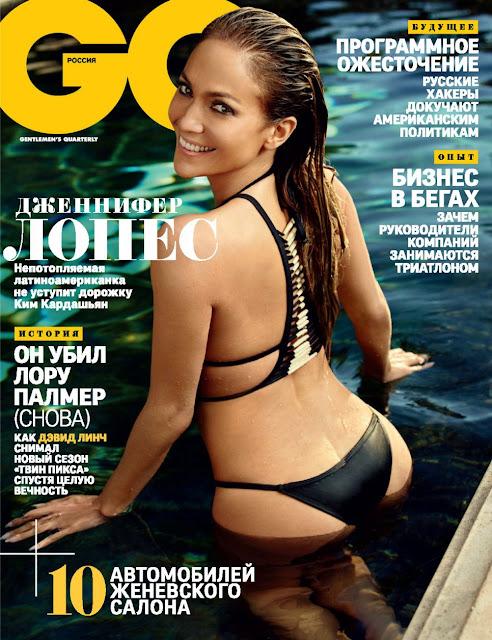Jennifer Lopez Revista GQ Junio 2017