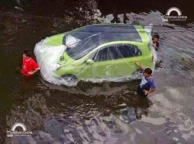 Image result for kereta banjir