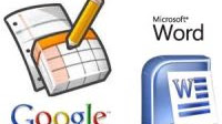 Meglio Word o Google Docs? Office 365 o Google Apps?