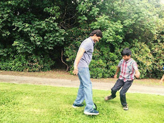 Caught On Cam: Jagan kicks the BALL!
