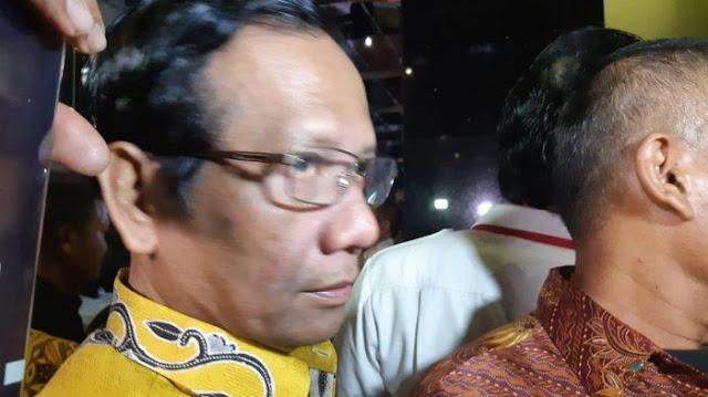 Mahfud Setuju Usulan Jokowi, Said Didu: Janji Baru Lagi?