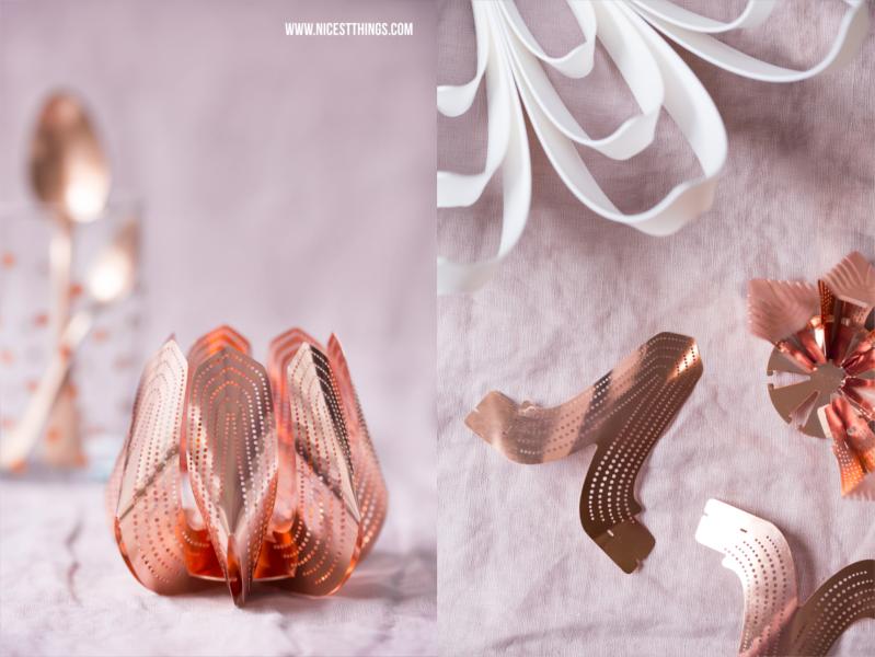 be&liv beandliv be+liv Design Teelichthalter Blossom