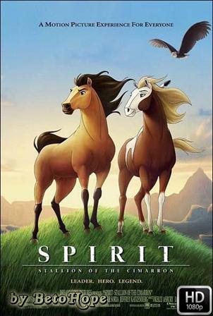 Spirit El Corcel Indomable [1080p] [Latino-Ingles] [MEGA]