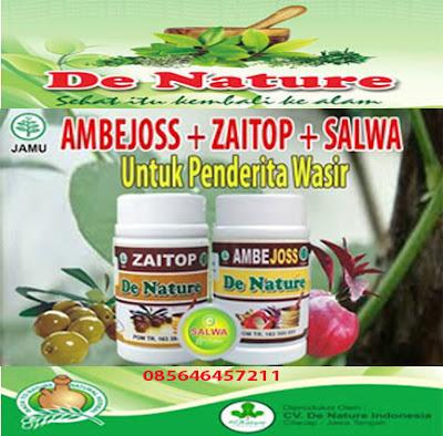 Obat Wasir Herbal Rekomendasi dari Para Dokter