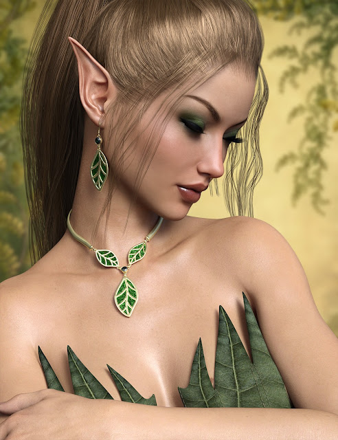 FWSA Vanessa HD for Victoria 7 and her Jewelry