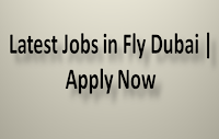 Latest Jobs in Fly Dubai