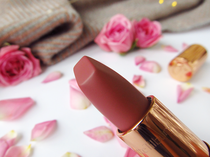 charlotte tilbury pillow talk best nude lipstick